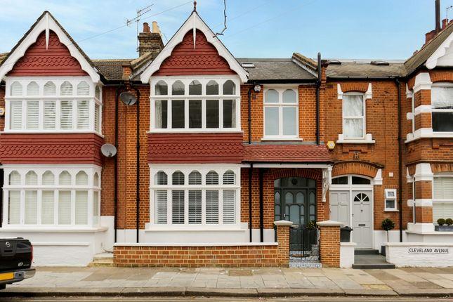 Thumbnail Terraced house to rent in Merton Avenue, London