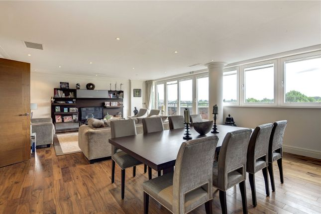 Thumbnail Property to rent in Penthouse, West Heath Place