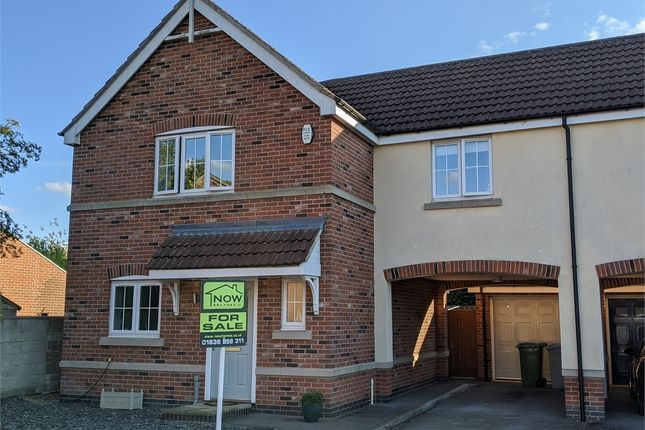 Thumbnail Link-detached house for sale in Spire Gardens, Newark, Nottinghamshire.