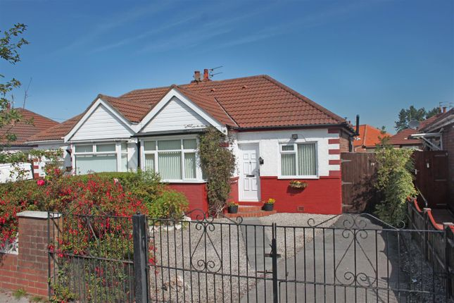 Thumbnail Semi-detached bungalow for sale in Church Road, Banks, Southport