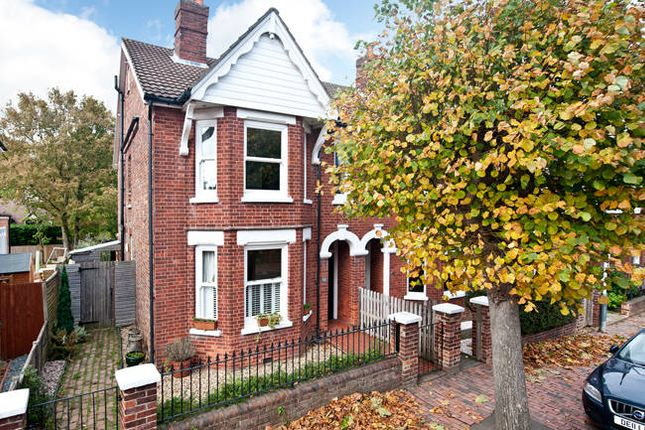 Thumbnail Semi-detached house to rent in Stephens Road, Tunbridge Wells