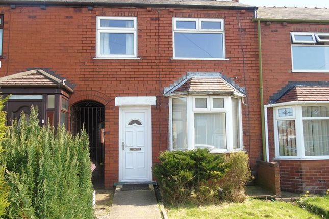 Thumbnail Terraced house to rent in Gilbert Road, Whiston, Prescot