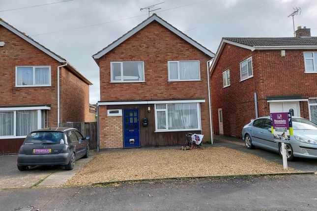 3 bed detached house for sale in Oak Road, Glinton, Peterborough PE6