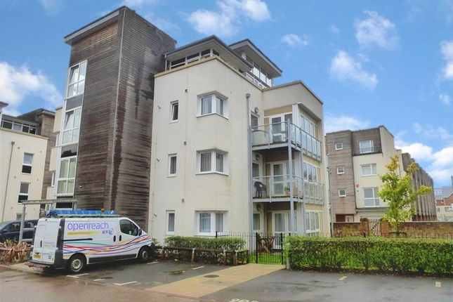 Thumbnail Flat to rent in Suttones Place, Southampton