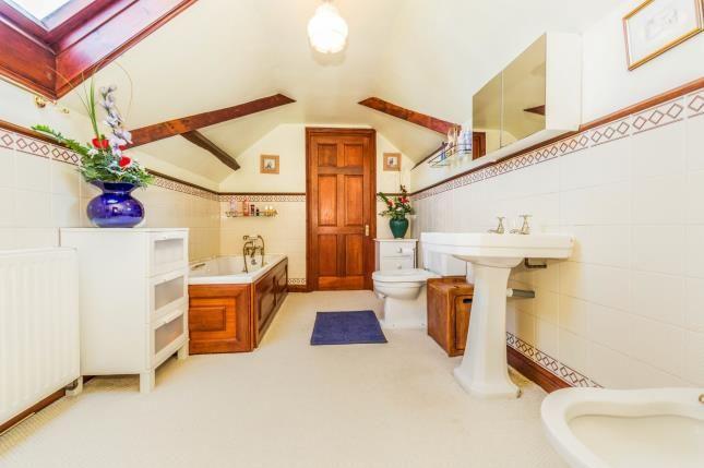 Bathroom of Stony Houghton, Mansfield, Derbyshire NG19
