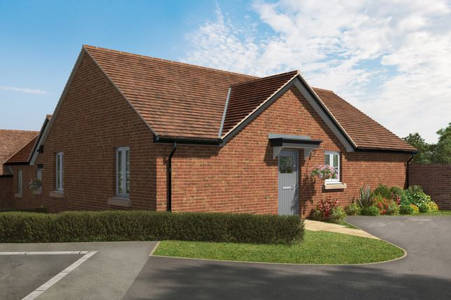 "Thumbnail Bungalow for sale in ""The Glaston 3"" at Hill Top Close, Market Harborough"