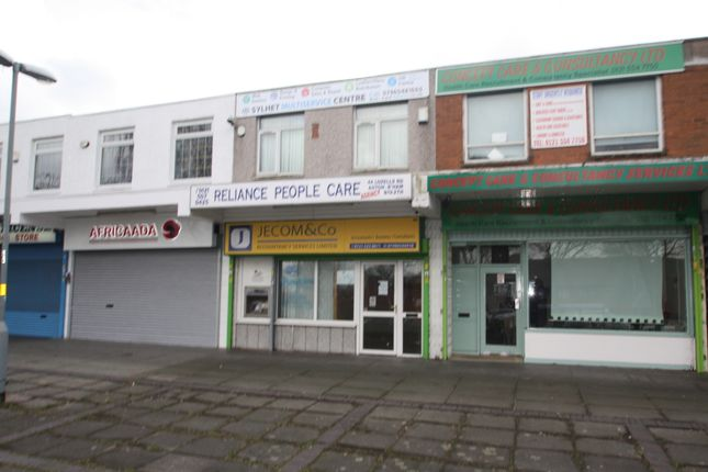 Thumbnail Office for sale in Lozells Road, Birmingham
