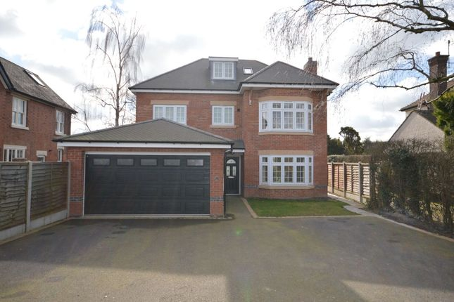 Thumbnail Detached house for sale in Foston Road, Countesthorpe, Leicester