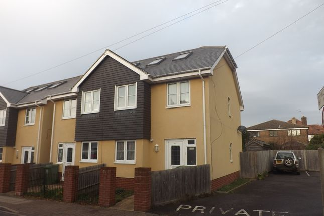 Thumbnail End terrace house to rent in The Close, Drayton, Portsmouth