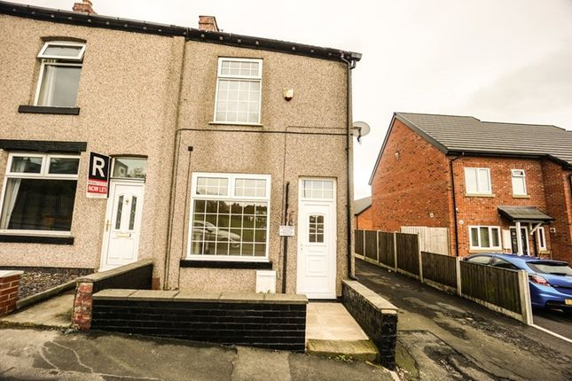 2 bedroom end terrace house to rent in Telford Street, Horwich, Bolton