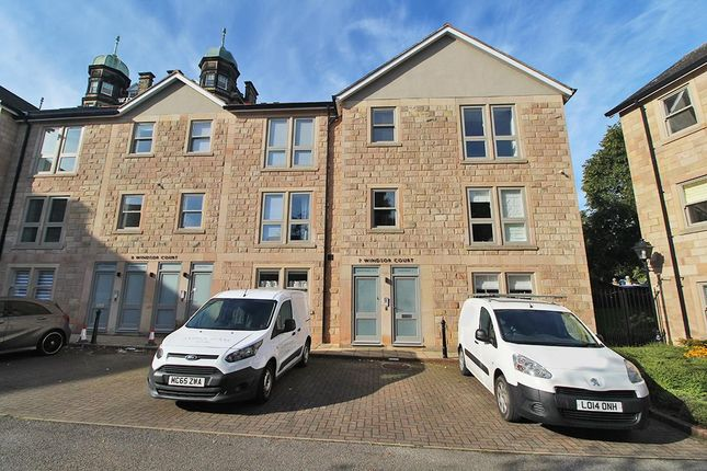 Thumbnail Flat to rent in Windsor Court, Clarence Drive, Harrogate