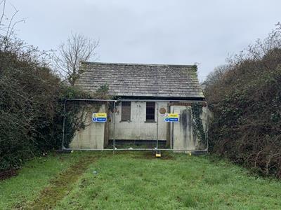 Commercial property for sale in Former Public Conveniences, Callington Road, Saltash, Cornwall