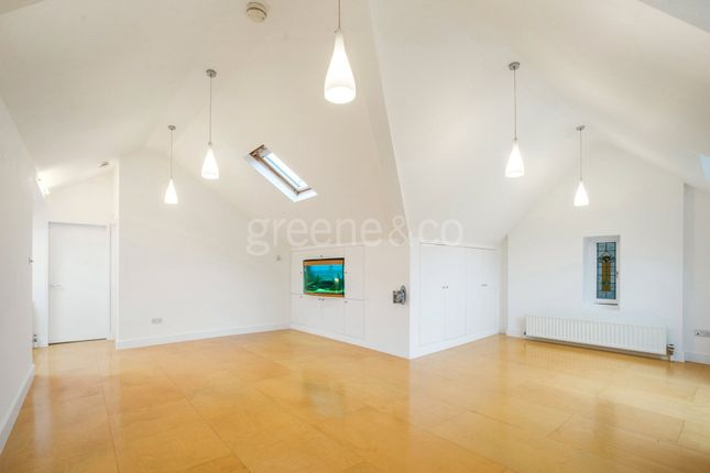 Thumbnail Flat for sale in Acol Road, London