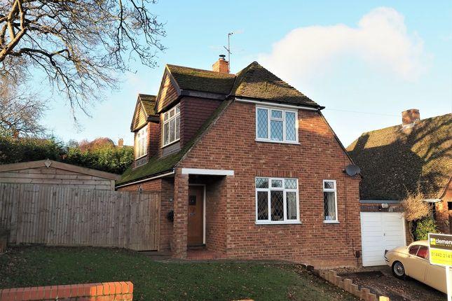 Thumbnail Detached bungalow for sale in West Valley Road, Hemel Hempstead