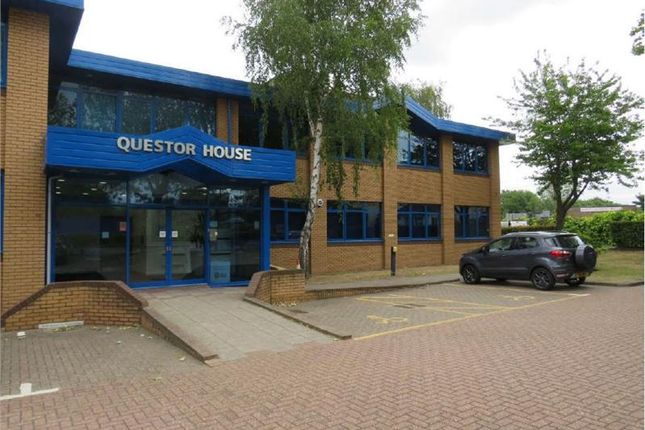Thumbnail Office to let in Gf Front Suite, Wing B, Questor House, Hawley Road, Dartford, Kent