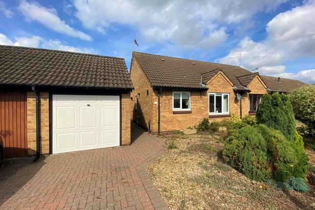 2 bed semi-detached bungalow for sale in Bishops Close, Bourne PE10