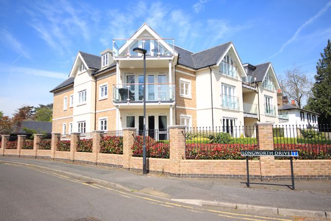 Thumbnail Flat to rent in Longworth Drive, Maidenhead