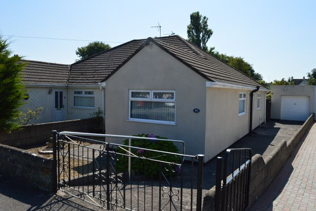 Front of Fairfield Rise, Llantwit Major CF61