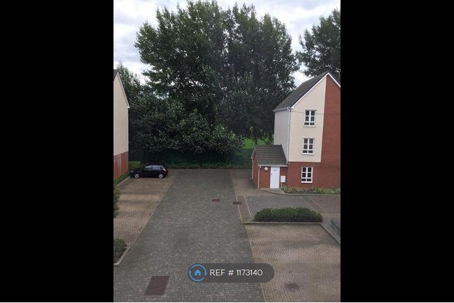 2 bed flat to rent in Heathlands Grange, Burton DE15