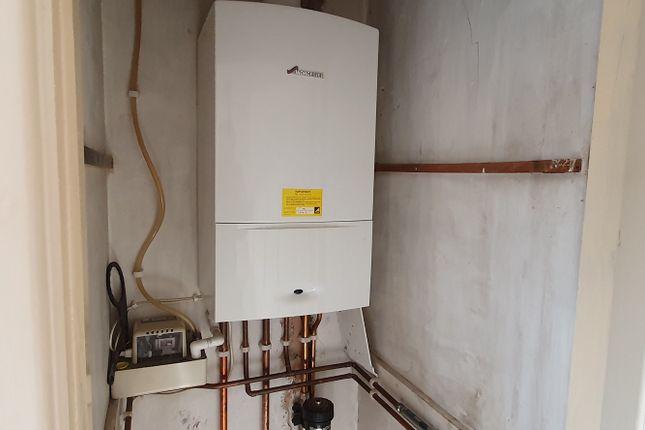 Modern Boiler of Witcombe, Yate, Bristol BS37