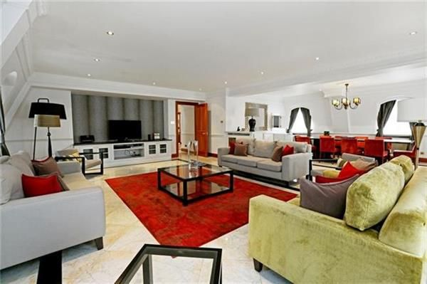 Thumbnail Flat to rent in Fraser Corporate Residence, Prince Of Wales Terrace, London