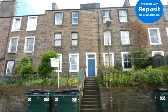 Thumbnail 2 bed flat to rent in Rosevale Terrace, Leith, Edinburgh