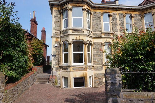 Thumbnail Maisonette to rent in Trelawney Road, Cotham