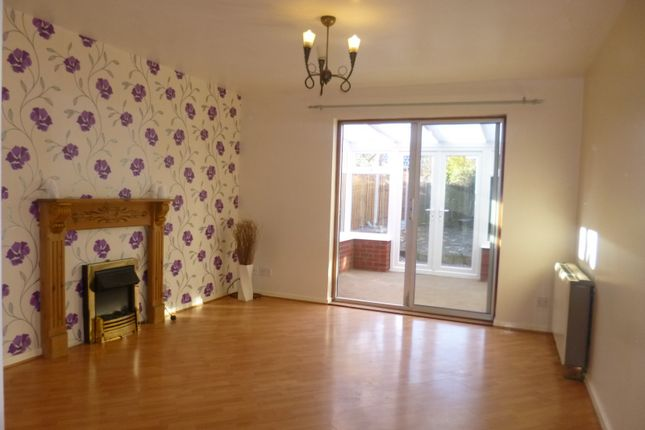 Thumbnail Mews house to rent in Dean Close, Wollaton