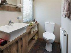 Bathroom of Lyons Holiday Park, Towyn Road, Towyn, Abergele LL22