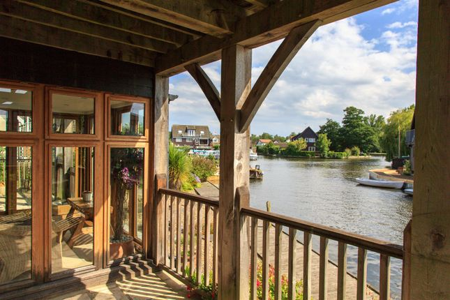 Thumbnail Detached house for sale in Hoveton, Norwich