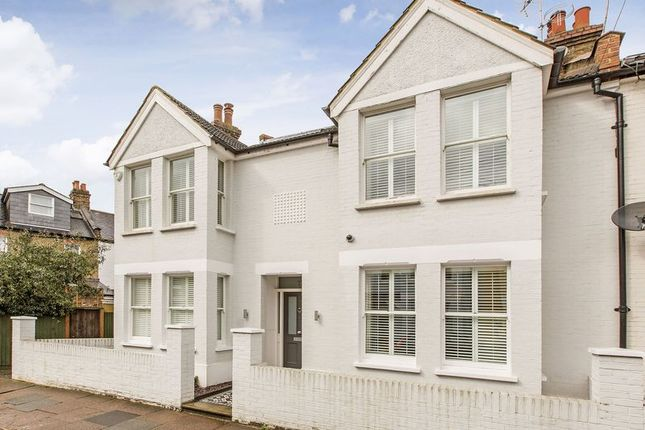 Thumbnail Semi-detached house for sale in Fitzgerald Avenue, London
