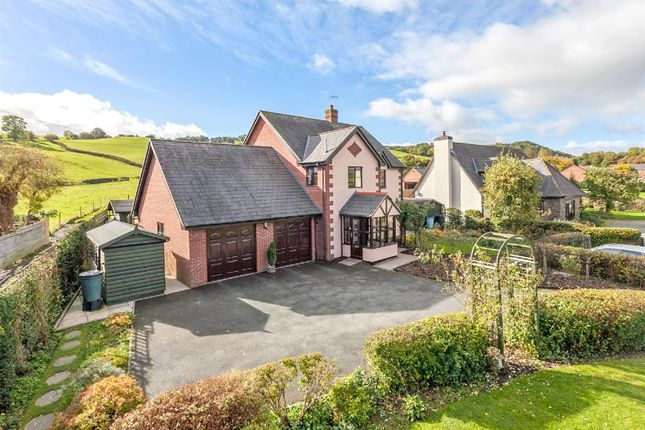 Thumbnail Property for sale in Castle Caereinion, Welshpool