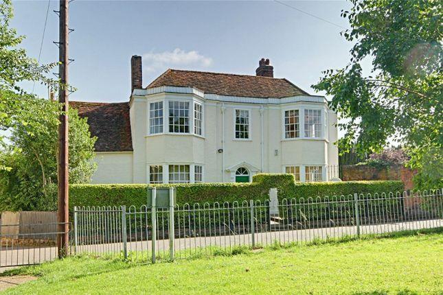 Thumbnail Detached house for sale in Sheering Mill Lane, Sawbridgeworth, Hertfordshire