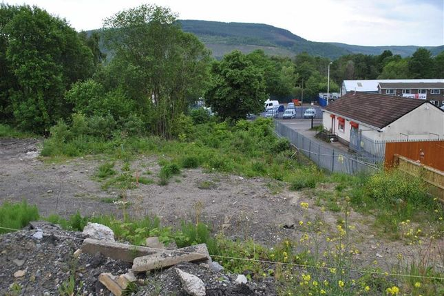 Thumbnail Land for sale in Duffryn Road, Aberdare, Rhondda Cynon Taff