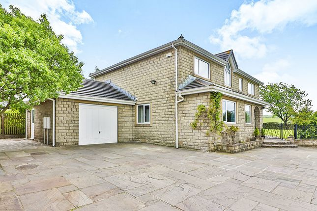 Thumbnail Detached house for sale in Rossendale Road, Burnley