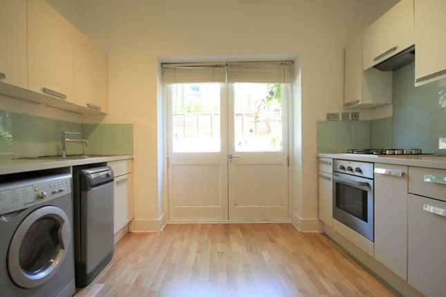 Kitchen of College Place, Camden Town NW1