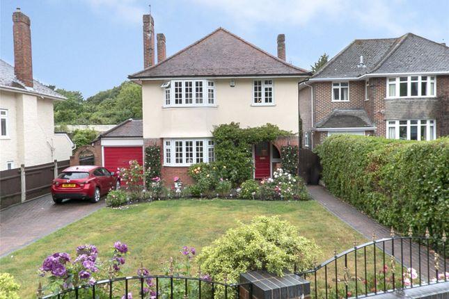 Thumbnail Detached house for sale in Hatherden Avenue, Lower Parkstone, Poole, Dorset