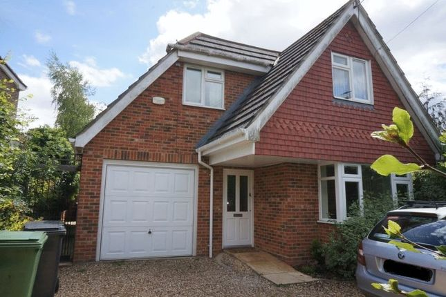 Thumbnail Detached house to rent in Highridge, Alton
