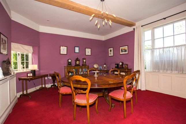 Dining Room of Coughton Fields Lane, Coughton, Alcester B49