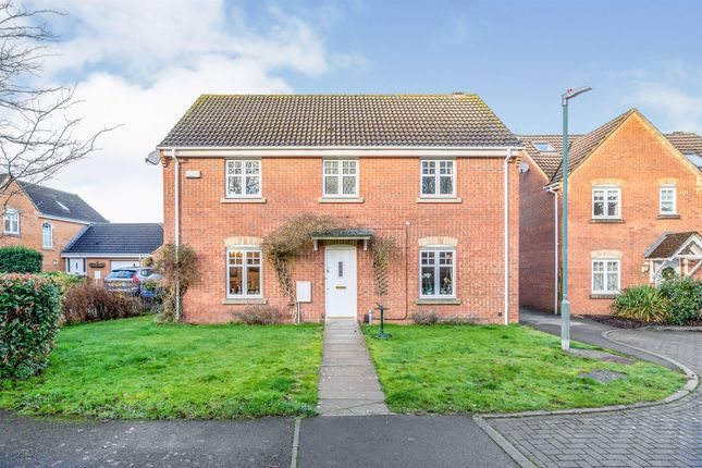 Thumbnail Detached house for sale in Mabberley Close, Emersons Green, Bristol