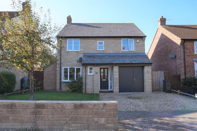 Thumbnail Detached house for sale in Lavers Oak, Martock