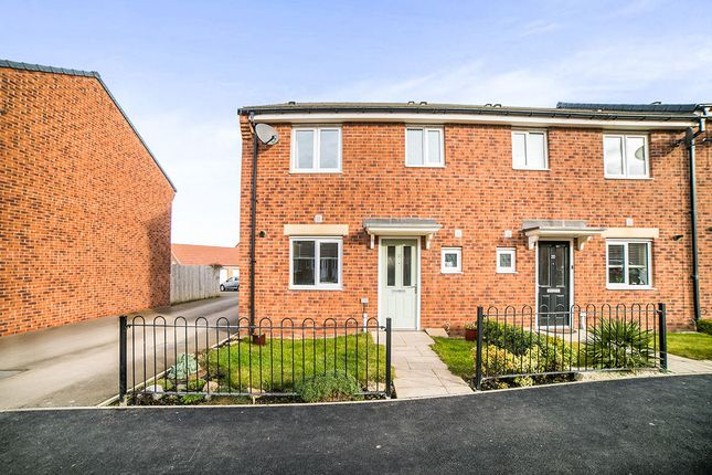 Thumbnail Terraced house for sale in Haggerston Road, Blyth