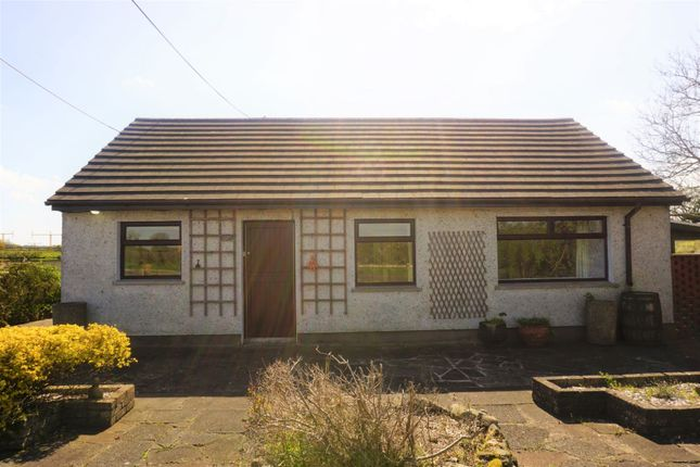 Thumbnail Detached bungalow for sale in Seacash Road, Crumlin