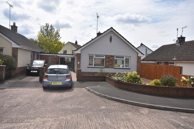 Detached bungalow to rent in St. Lawrence Crescent, Exeter