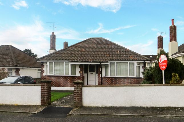 Thumbnail Bungalow for sale in Underwood Avenue, Weston Super Mare, North Somerset