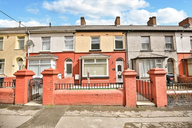 Thumbnail Terraced house for sale in Curre Street, Cwm, Ebbw Vale, Gwent