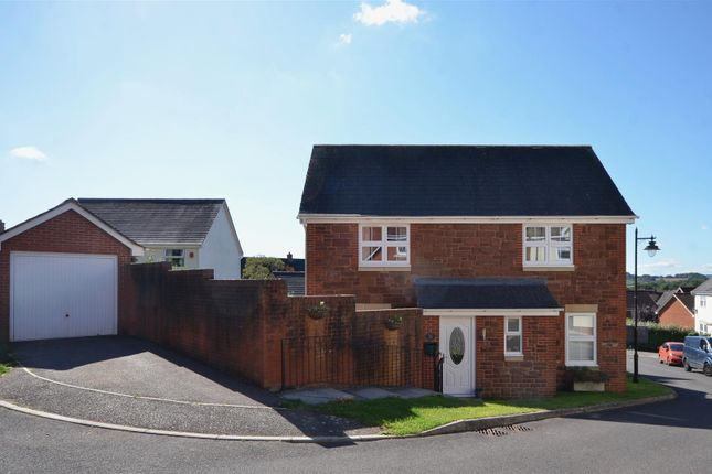 3 bed detached house for sale in Stutts End, Cotford St. Luke, Taunton TA4
