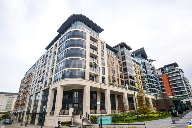 2 bed flat for sale in Octavia House, Imperial Wharf, Chelsea