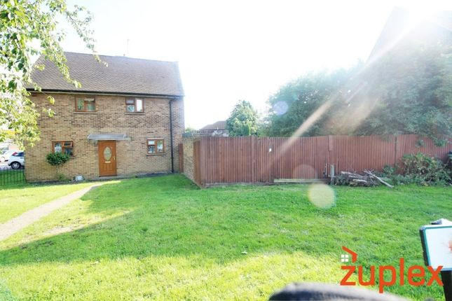 Thumbnail Semi-detached house for sale in Alexandra Road, Ponders End, Enfield