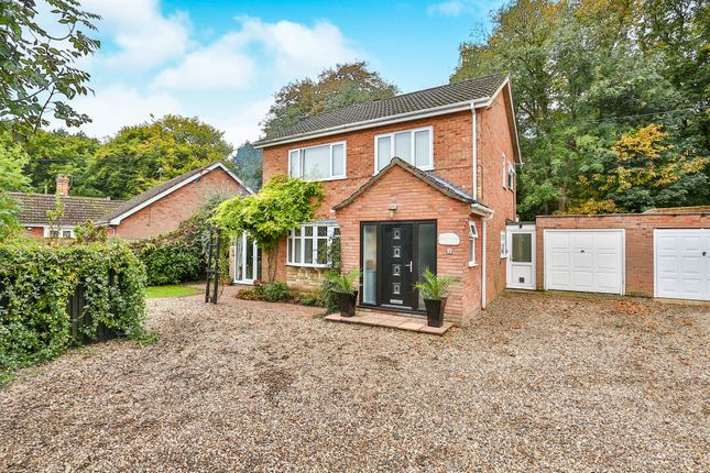 Thumbnail Detached house for sale in Ringland Road, Taverham, Norwich